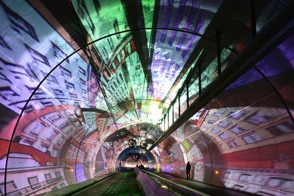 Најубавиот тунел што некогаш сте го виделе