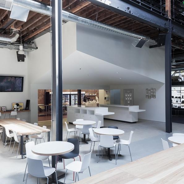 """(4) Новите канцеларии на """"Пинтерест"""" во Сан Франциско"""