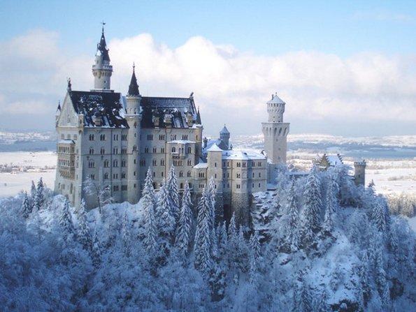 Нојшванштајн, Германија