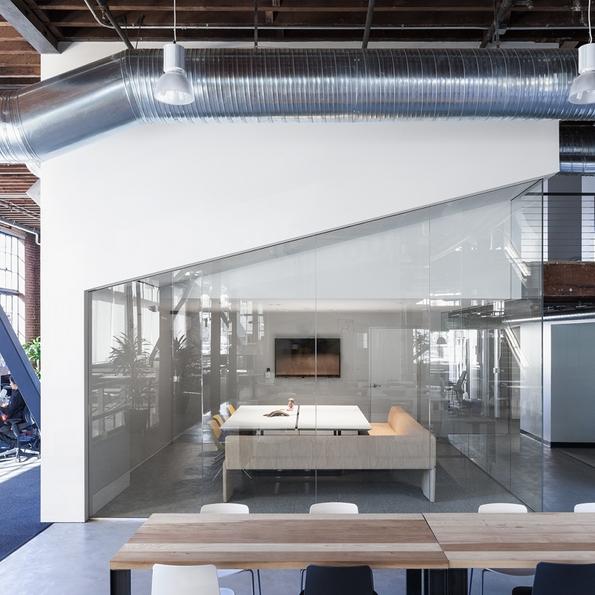 """(5) Новите канцеларии на """"Пинтерест"""" во Сан Франциско"""
