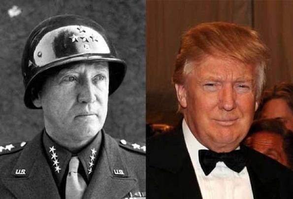 Познатите во споредба со луѓе од минатото на кои премногу наликуваат