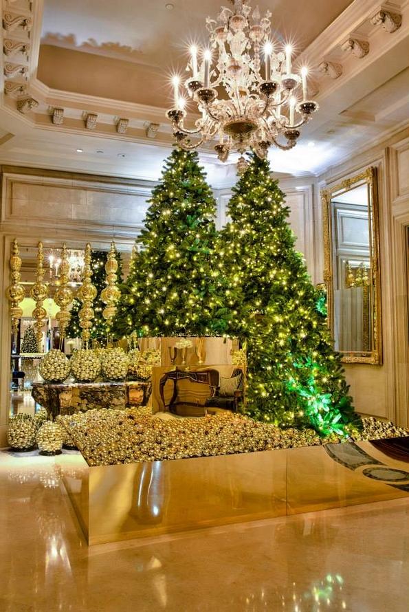 Погледнете ја елката која ја восхитила Опра Винфри