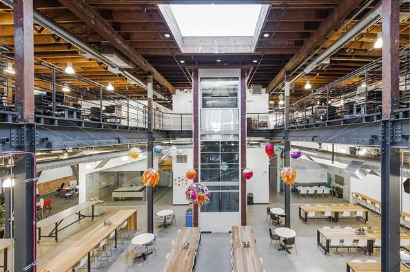"""(8) Новите канцеларии на """"Пинтерест"""" во Сан Франциско"""
