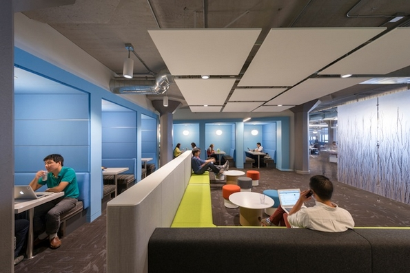 Како изгледа главната централа на Твитер во Сан Франциско?