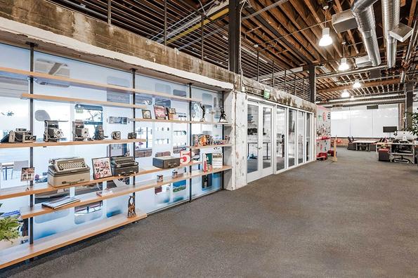 """(9) Новите канцеларии на """"Пинтерест"""" во Сан Франциско"""