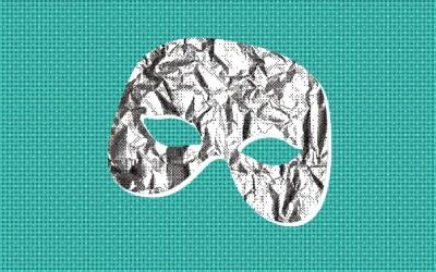 Направете си маска од алуминиумска фолија и вашето лице ќе заблеска