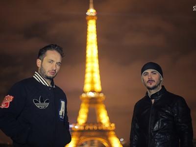 """Европски спот за песната """"Круг"""" на Дон и Андреј од ДНК"""