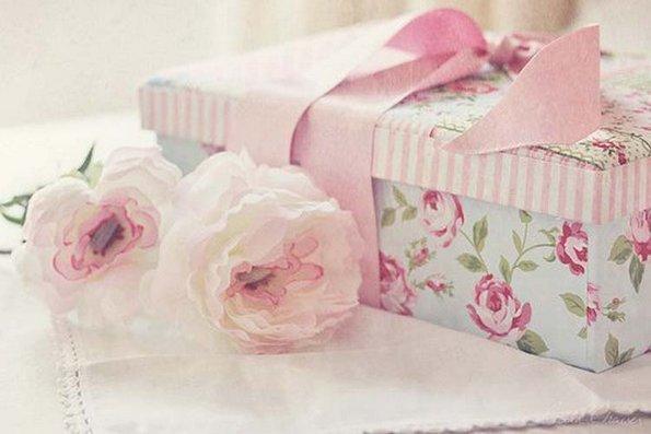 Како да се однесувате кога добивате подарок?