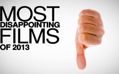 Филмови кои најмногу ја разочараа публиката во 2013 година