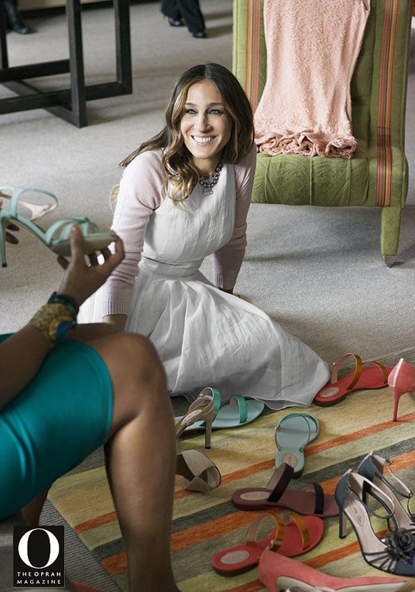 Колекција чевли од Сара Џесика Паркер