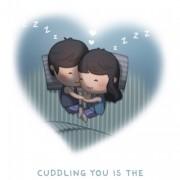 Гушкање со тебе, зашто тоа е најубавата работа на светот