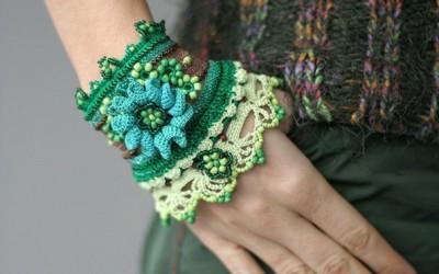 Моден тренд: плетени алки