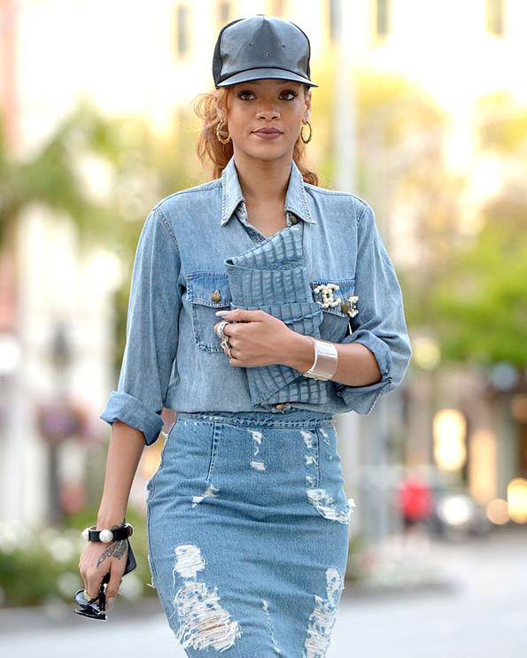 Моден тренд: тексасот како дел од модните додатоци