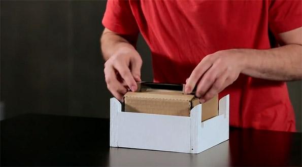 Одличен изум за брзо пакување и уште побрзо распакување
