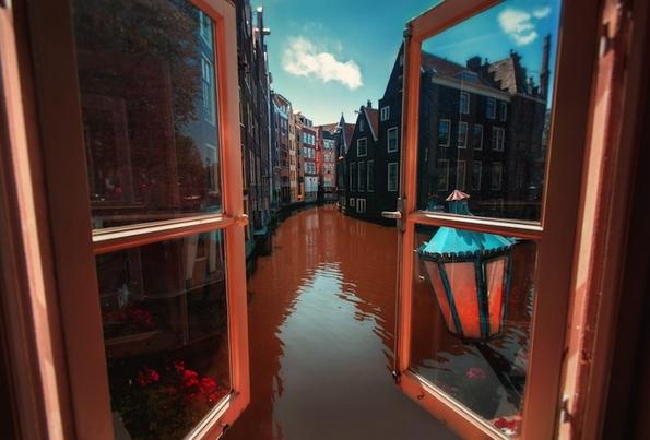 Пат околу светот низ живописни фотографии