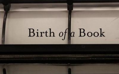 Раѓањето на една книга