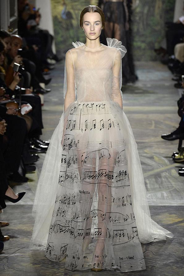 """Валентино – Колекција """"Haute Couture"""" пролет/лето 2014"""