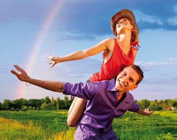 За да направите некого среќен, прво вие мора да бидете среќни...