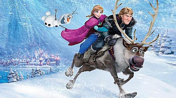 Филм: Замрзнато (Frozen)