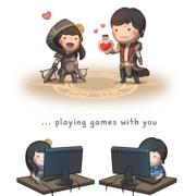 Да играме игри заедно
