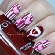 Љубовен маникир – 40 идеи за Денот на вљубените