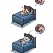 Долги телефонски разговори пред спиење