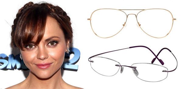 Одберете ги совршените очила според формата на вашето лице