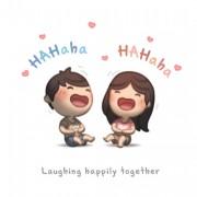 Да се смееме среќно заедно