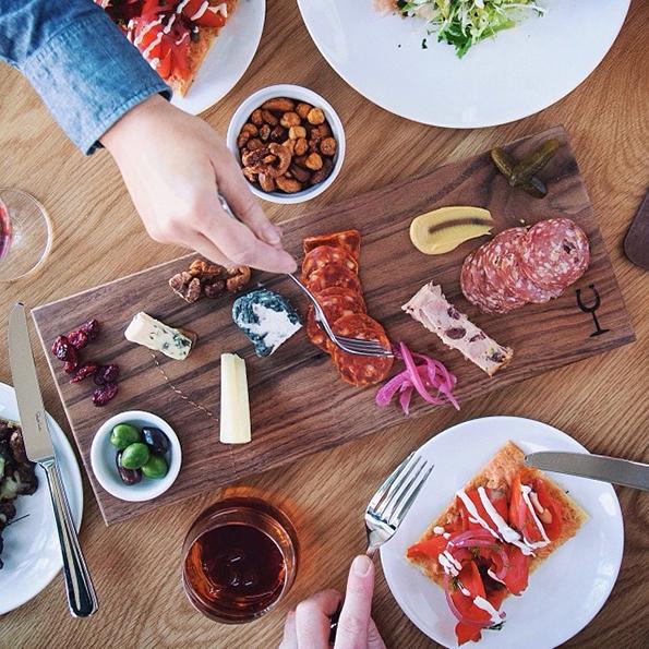 Најдобрите профили за фотографии со храна на Инстаграм
