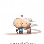 Да остариме заедно