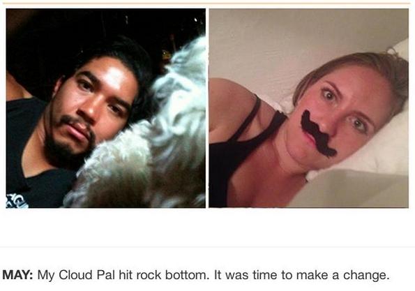 Девојка рекреира фотографии најдени во нејзиниот украден Ајфон