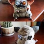 Рачно изработени играчки кои изгледаат како да се живи