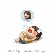 Да цимолам бидејќи ми недостигаш