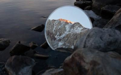Неверојатни пејсажи отсликани во огледало