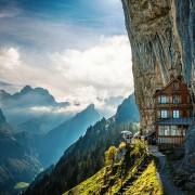 Хотел Ајшер, Швајцарија