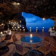 Хотел ресторан Грота Палазесе Полињано а Маре, Италија