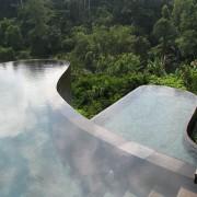 Висечките градини Убуд, Индонезија
