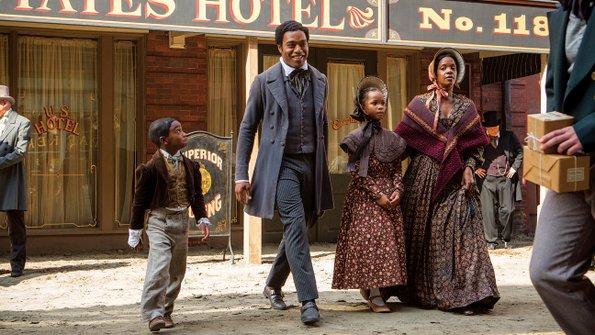 Филм 12 години роб (12 Years a Slave)