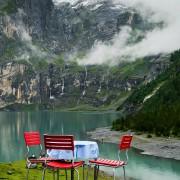 Хотел ресторан Öschinensee, Швајцарија