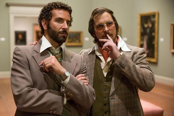 Филм: Американска измама (American Hustle)