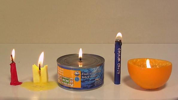 5 трикови за правење свеќи во итни ситуации