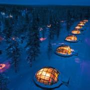 Хотел Какслаутанен, Финска