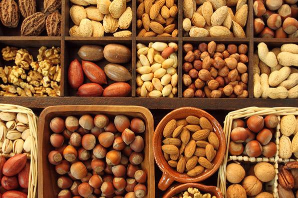 Јадете јаткасти плодови за подобро здравје