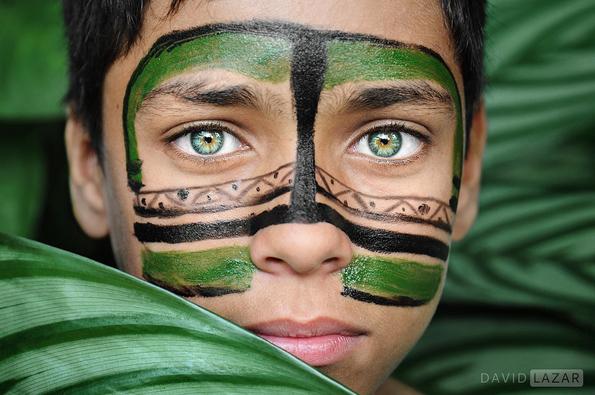 1 фотографија - 1000 зборови: Природната убавина на луѓето ширум светот