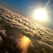 1. Можете да го видите одразот на Чикаго во езерото Мичиген