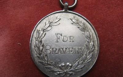 Загатка: медал од Првата светска војна