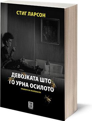 """Книга: """"Девојката што го урна осилото"""" – Стиг Ларсон"""