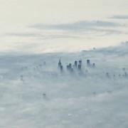 14. Или град преплавен од магла