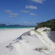 """""""Whitehaven Beach"""", Островот Витсандеј, Австралија"""
