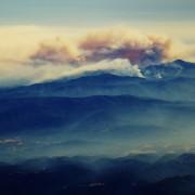 8. Можете да бидете сведоци на пожар во шума